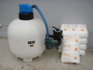 AquaLogistik Beadfilter 750